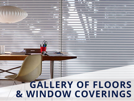 Gallery of Floors and Window Coverings